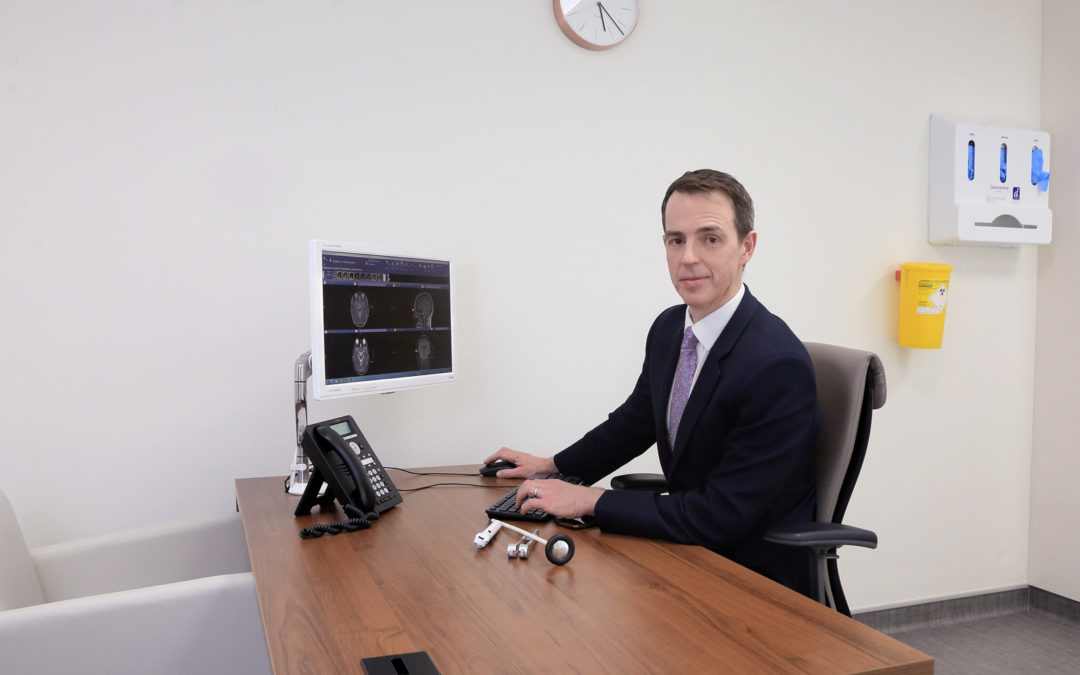 Visiting a Consultant Neurologist London